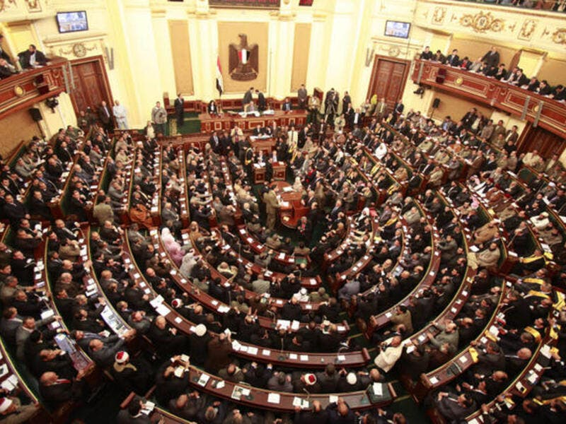 Egypt Parliament has discussed new law in order to combat cyber crimes in the region. (AFP/File Photo)