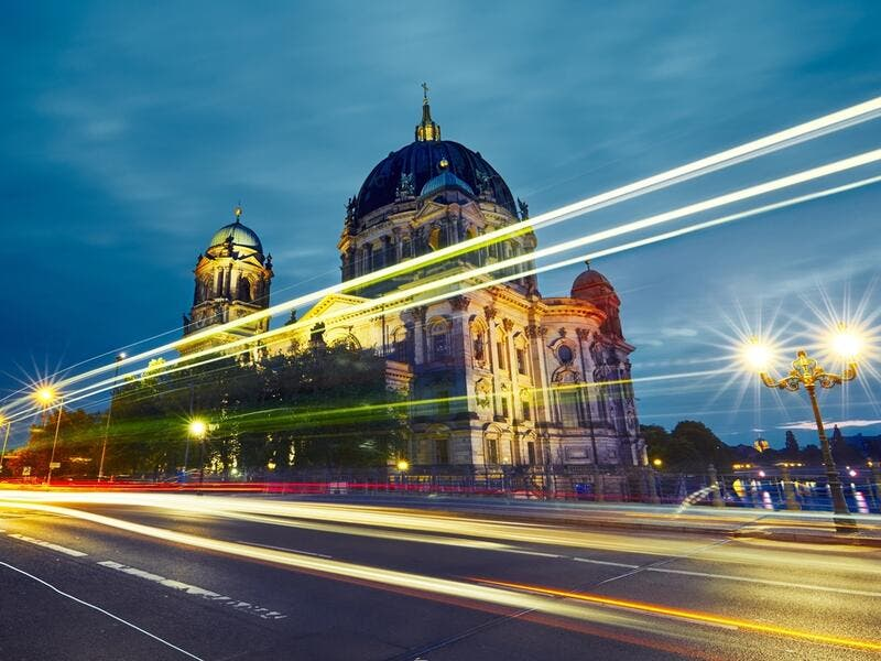 Berlin ranked in 8th place behind Hong Kong. (Shutterstock)