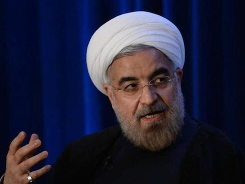 """If you think that Iran is not your friend and that the United States and the Zionist regime [Israel] are, you are making a strategic and analytical error"" (AFP/FIle)"