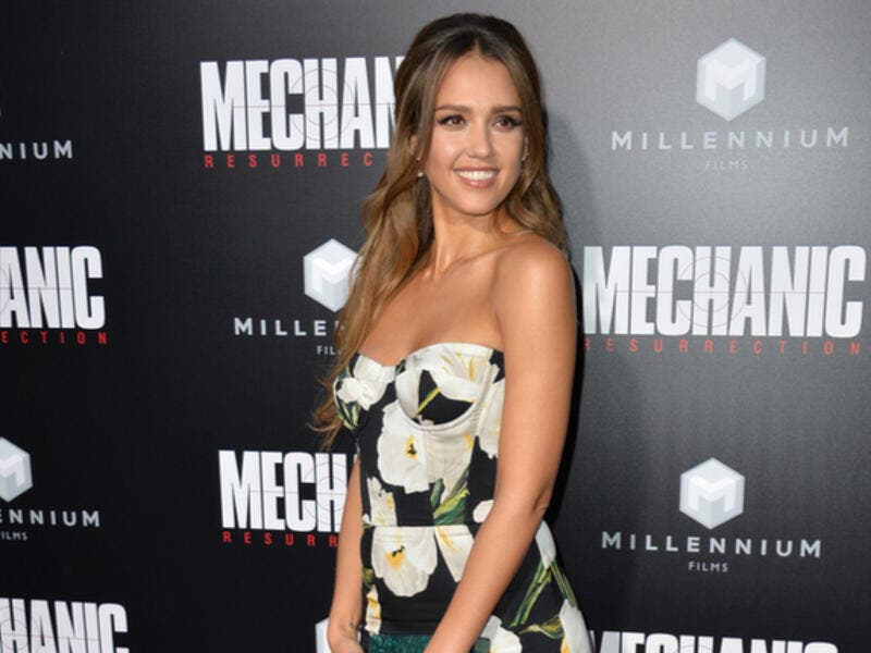 The 36-year-old actress recently revealed she has been using her maternity leave to catch-up on her favourite box sets. (Source: Photo Agency - Shutterstock)