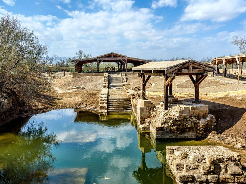 Jordan's side of Baptism Site has fewer tourists than that of West Bank. (Shutterstock/ File Photo)