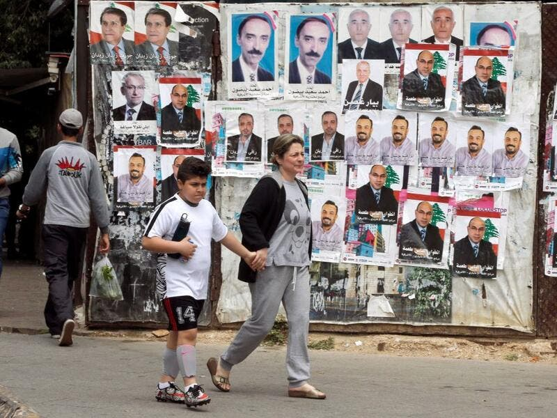 Final stages of municipal elections kick off in northern Lebanon /AFP