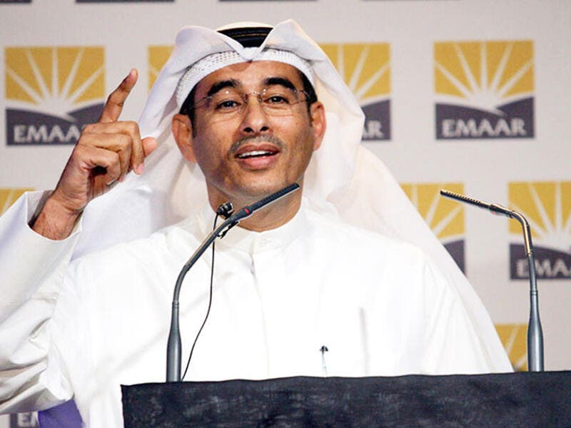The Emirati, who made his name at Emaar, also has several other e-commerce plays going after acquiring a large stake in regional venture capital fund MEVP last Thursday. (File photo)