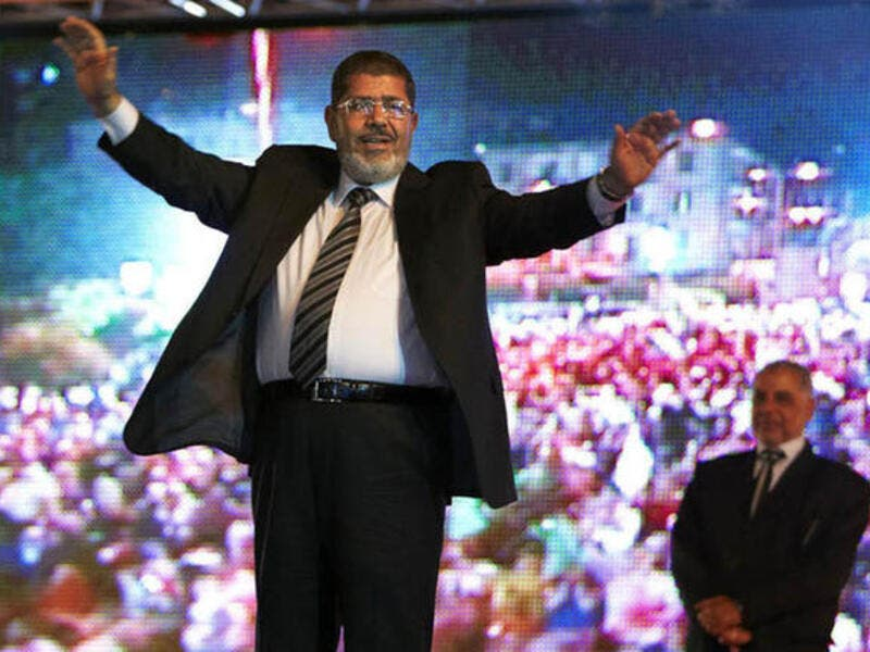 morsi monkey speech