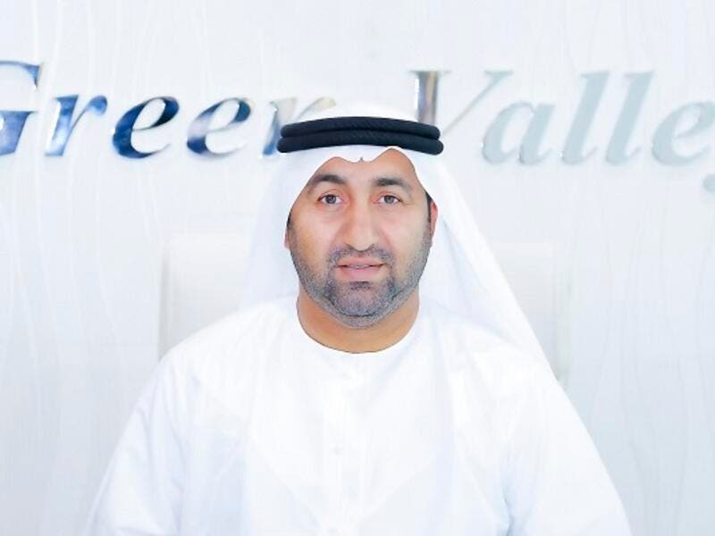 Mr. Ali Alsalami, General Manager of Green Valley Real Estate Group