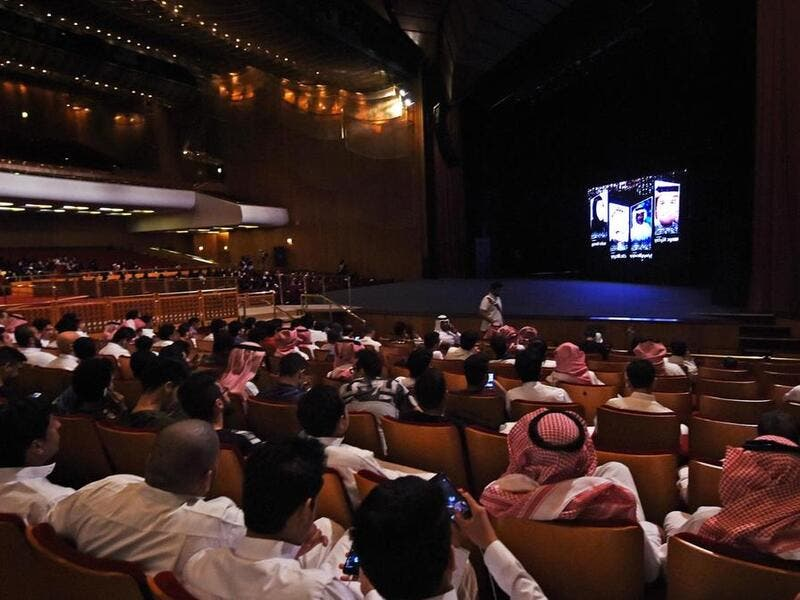 Saudi Cinemas in operation since February 2018 (Fayez / AFP)