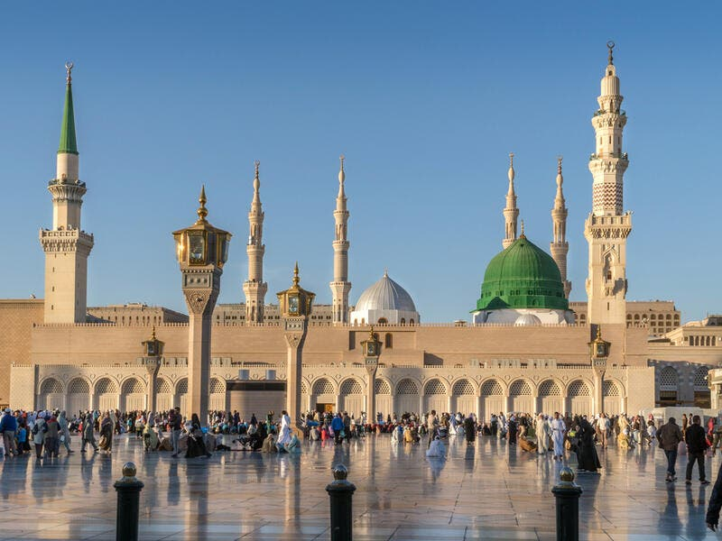 Holy Mosque (Shutterstock)