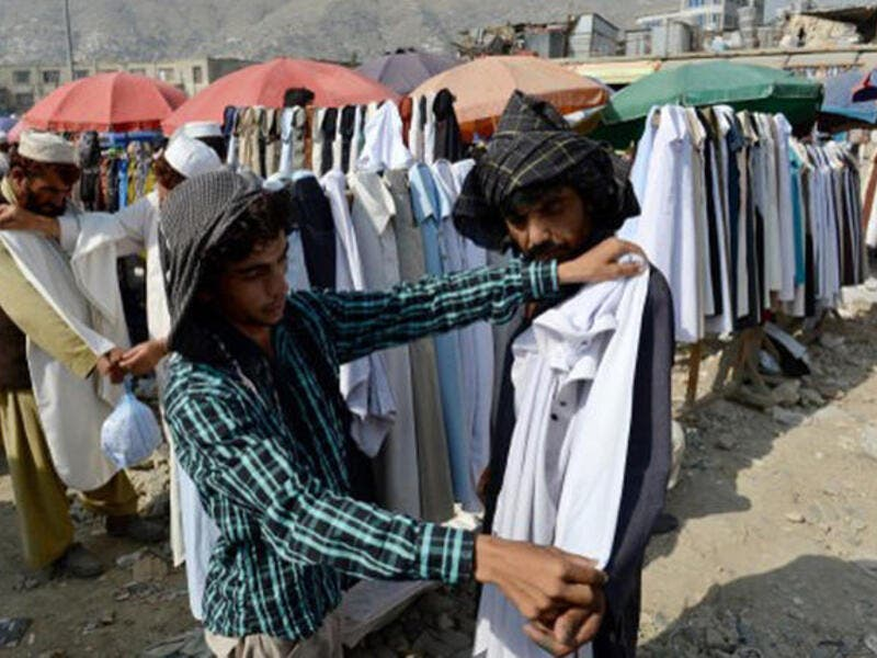 clothes buying eid
