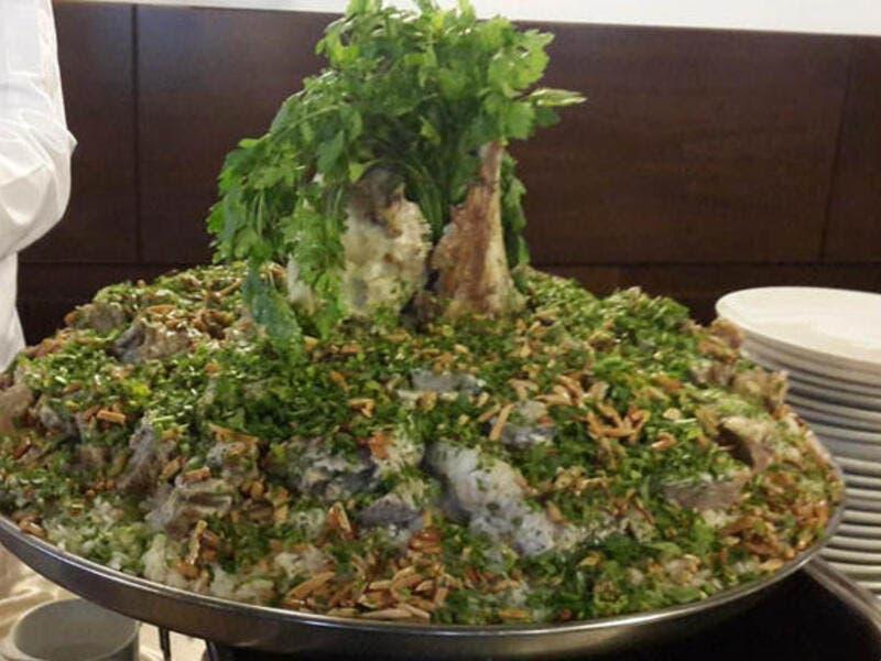 بالصور أكلات عربية شعبية شهيرة البوابة