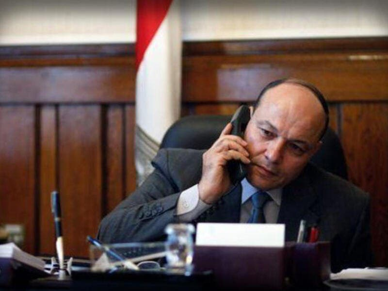 Talaat Ibrahim Abdallah resigns from his position and the Morsi camp