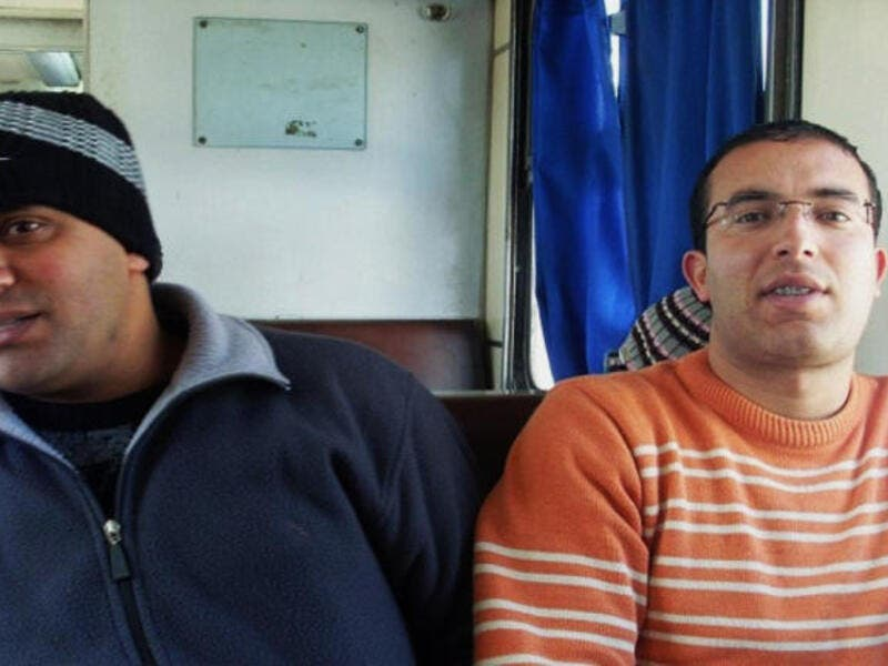 Two Tunisian atheists, Jabeur Mejri & Ghazi Beji serve time for crimes against God