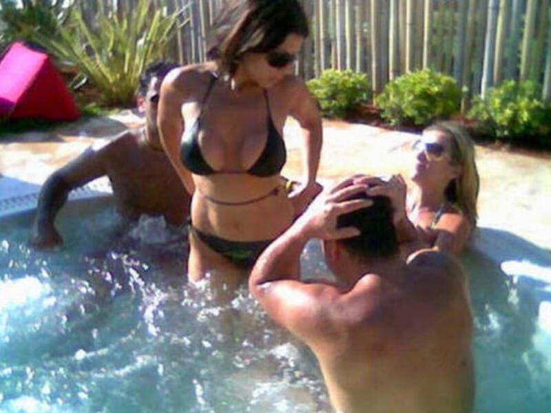 Haifa Wehbe Bikini