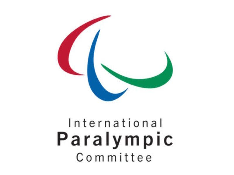 The International Paralympic Committee logo