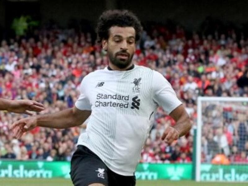 Salah continued his prolific goal-scoring run, finding the net following a fine individual effort to help Liverpool crush Bournemouth 4-0 in the Premier League on Sunday.