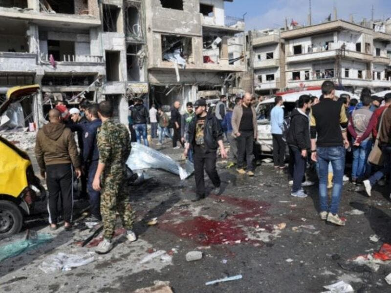 Suicide attack kills dozens of people in Syria. (AFP/ File)