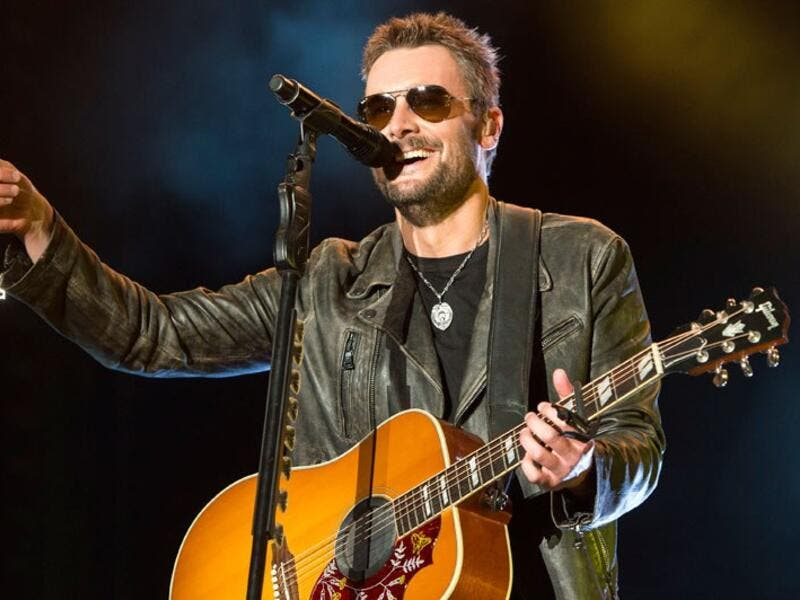 Eric Church will reveal a new album in October. (AFP/ File Photo)