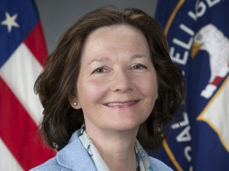 President Trump's pick for CIA director Gina Haspel received less than stellar reviews from Senator John McCain. (AFP/ File Photo)