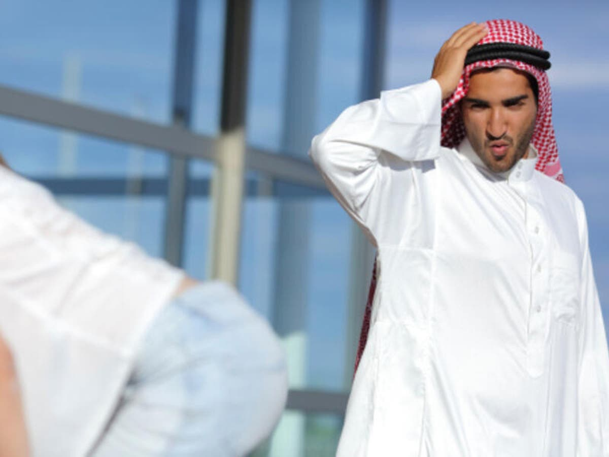 Should an date you arab why Dating an