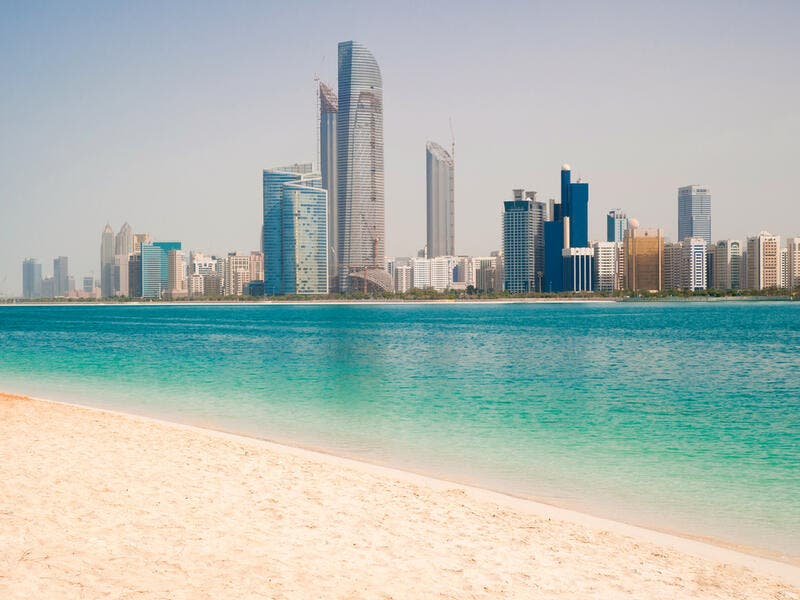 The gulf coast in Dubai (Shutterstock/Tatyana Vyc)