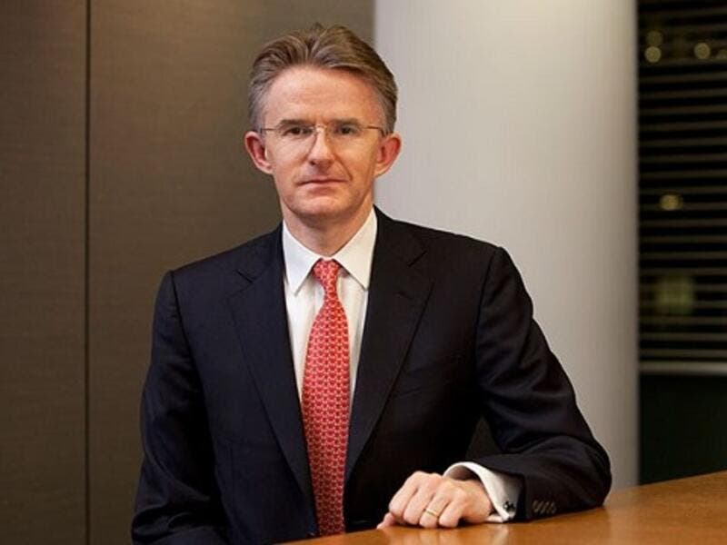 John Flint, Group Chief Executive of HSBC