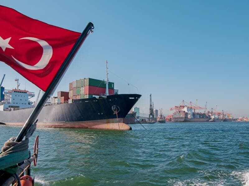 Turkey exported chemicals mostly to Germany, the U.S., Egypt, Iraq, Spain, the U.K., the Netherlands, Greece, and China. (Shutterstock)