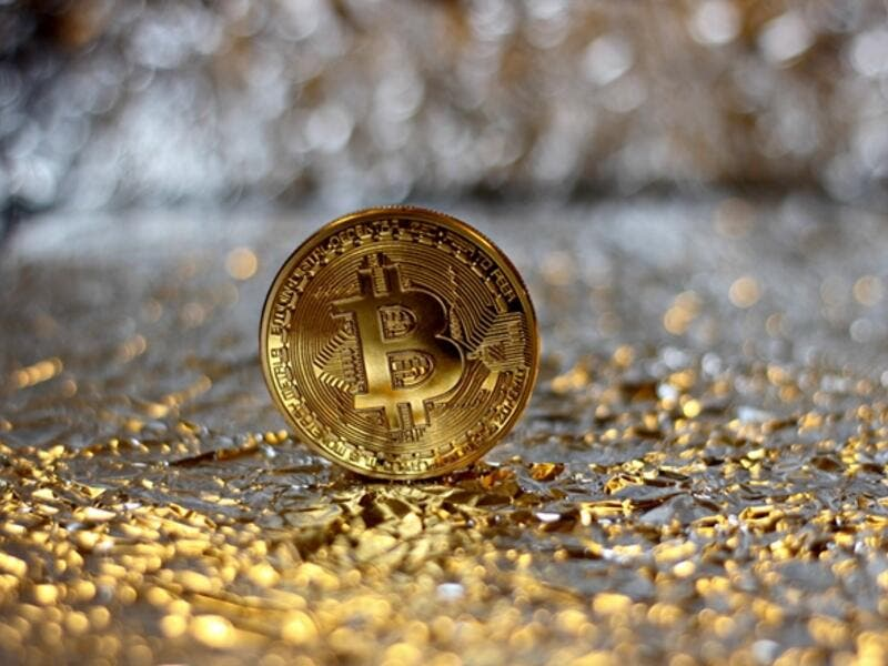 Bitcoin, the first and most popular cryptocurrency, lost about 15% of its value last week. (Shutterstock)