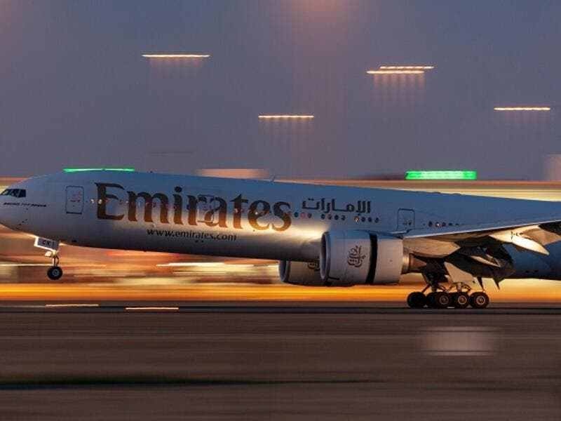 Emirates Airline has been recognised as the best airline several times and continues to make profits. (Shutterstock)