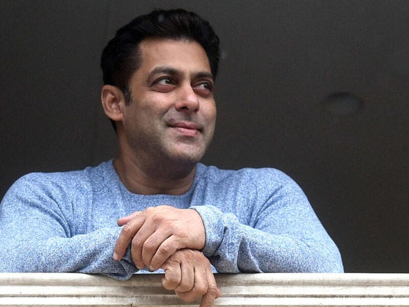Bollywood actor Salman Khan (AFP/File Photo)