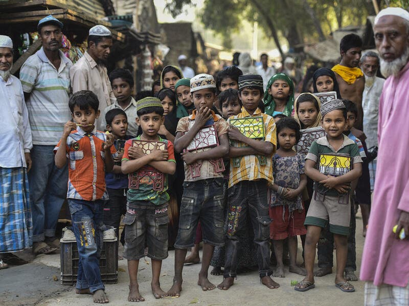 Rohingya refugees from Myanmar  (Shutterstock/File Photo)