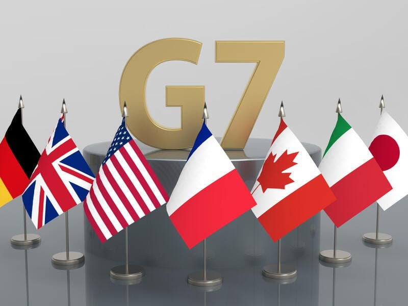 G7 Nations Commit $7.5 Billion for Covid Response Plan