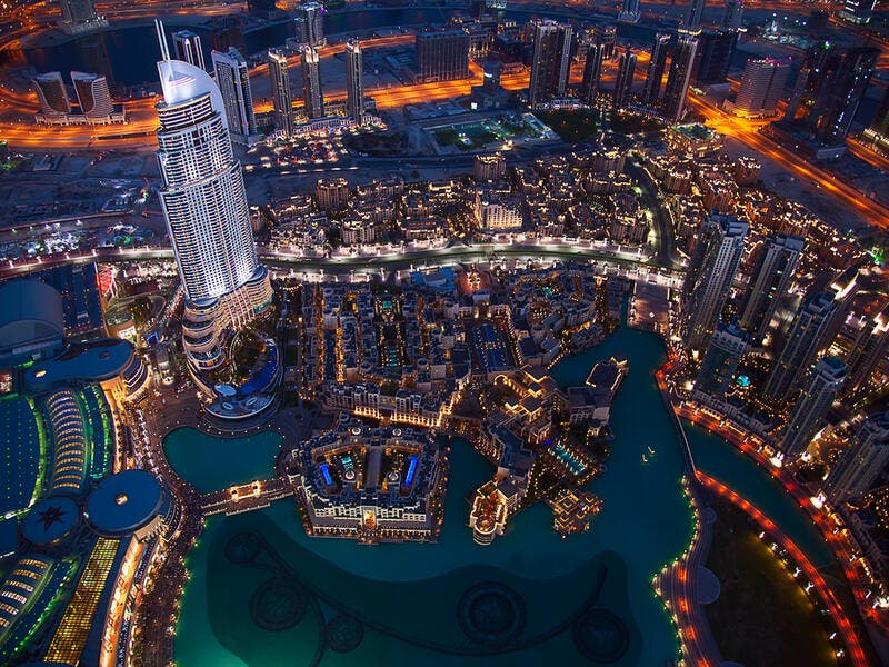 UAE: Number of Businesses Operating in Free Zones Rise 4.4 Percent