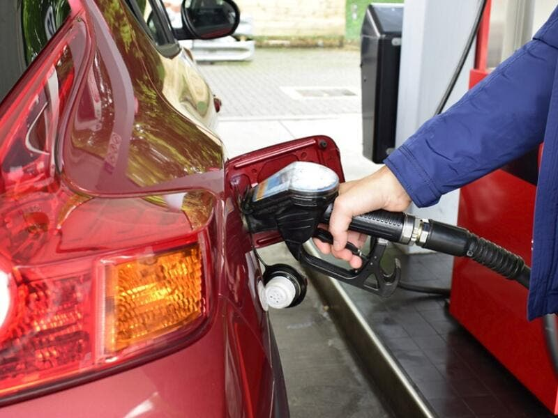 The price for 92-octane gasoline was lowered to 7.75 Egyptian pounds a liter from 8 pounds