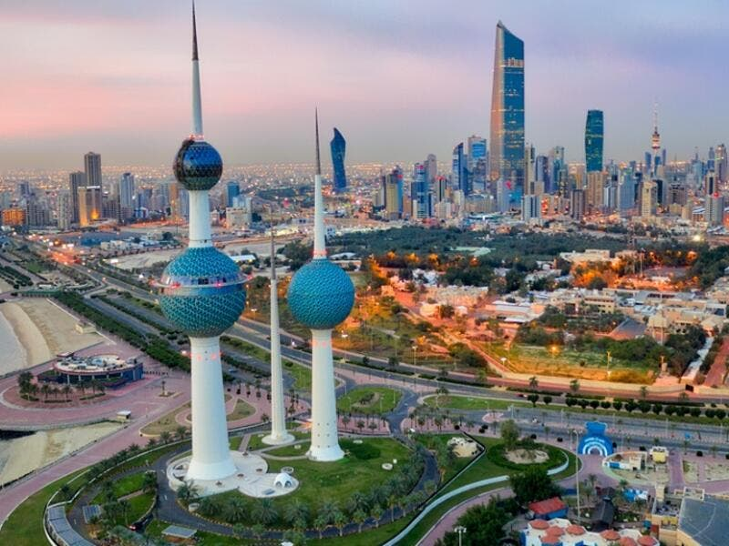 Kuwait is opening up two 280,000-sq-m artificial islands
