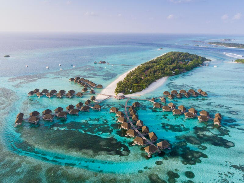 1. Maldives