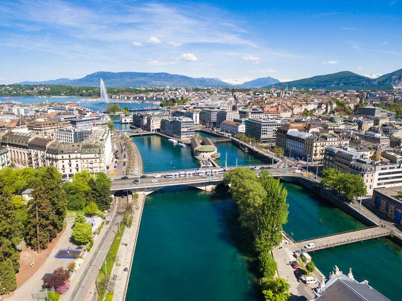 5. Geneva: While Zurich's ranking dropped this year, this Swiss city went up from the 6th ranking to the 5th this year.