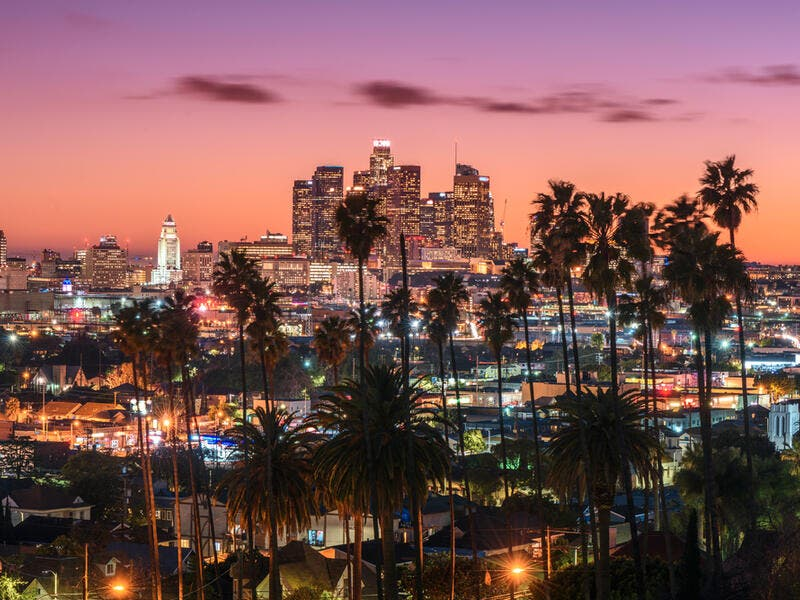 10. Los Angeles: Another US city who made it to the list this year was the city of angels, Los Angeles which moved up 4 places from last year.