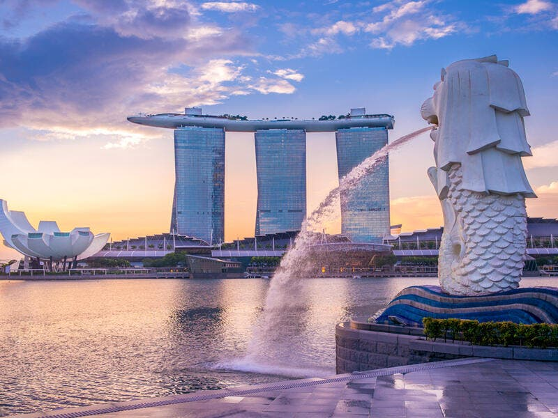 1. Singapore: Although Singapore maintained its ranking from last year, its index on the survey dropped from 116 to 107.