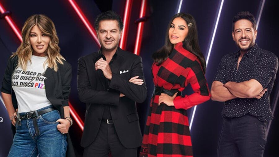 The 5th Arabic edition of The Voice talent show kicked off on Saturday on MBC Source MBCTheVoice Facebook