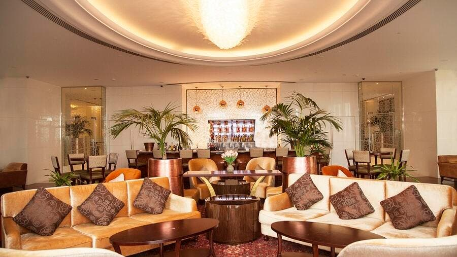 Cheers! Bab Al Qasr Hotel & Residences Launches the Brand New Rosé Lounge