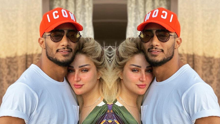 Packing on the PDA at Night! Mohamed Ramadan Criticized Over an Intimate Video With His Wife