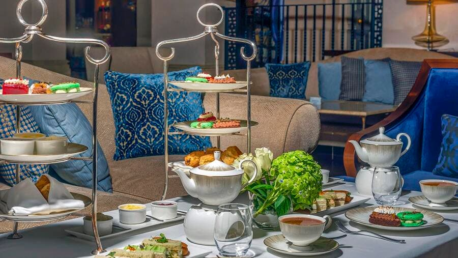 Pay homage to one of Britain's favorite traditions at Afternoon Tea Week from 10 to 16 August, 2020 on the shores of the Arabian Gulf