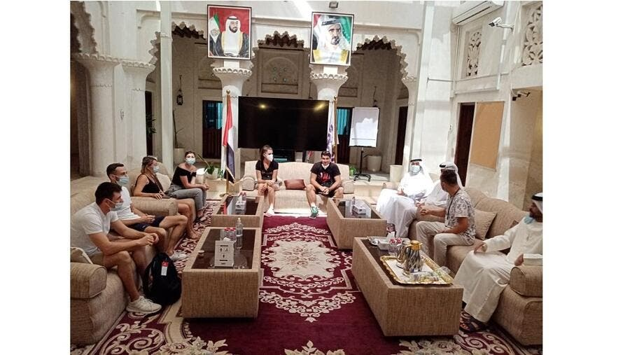 Dubai Culture Welcomes Visitors To Al Fahidi Historical Neighbourhood