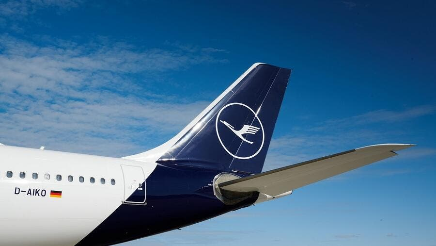 Lufthansa Named 'Best European Airline Serving the Middle East' at Business Traveller Awards 2020