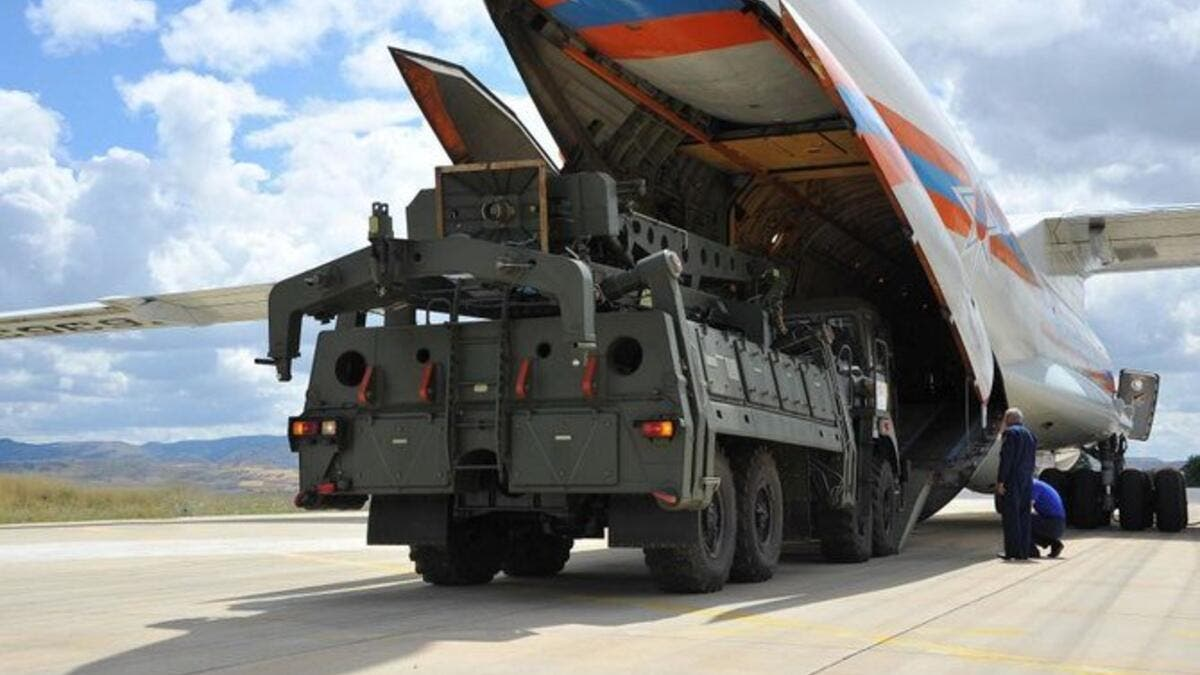 Ismail Demir, the head of the Turkish Defense Industry Directorate, it was not logical for any country to purchase missile defense systems only to put them aside. (AFP)