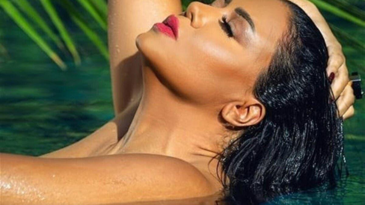 Rania Youssef, star of seduction in film festivals
