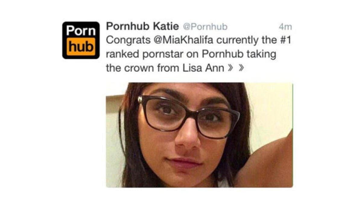 Mama Mia libanesiske Miami Porn Star Mia Khalifa vækker Ny-6783