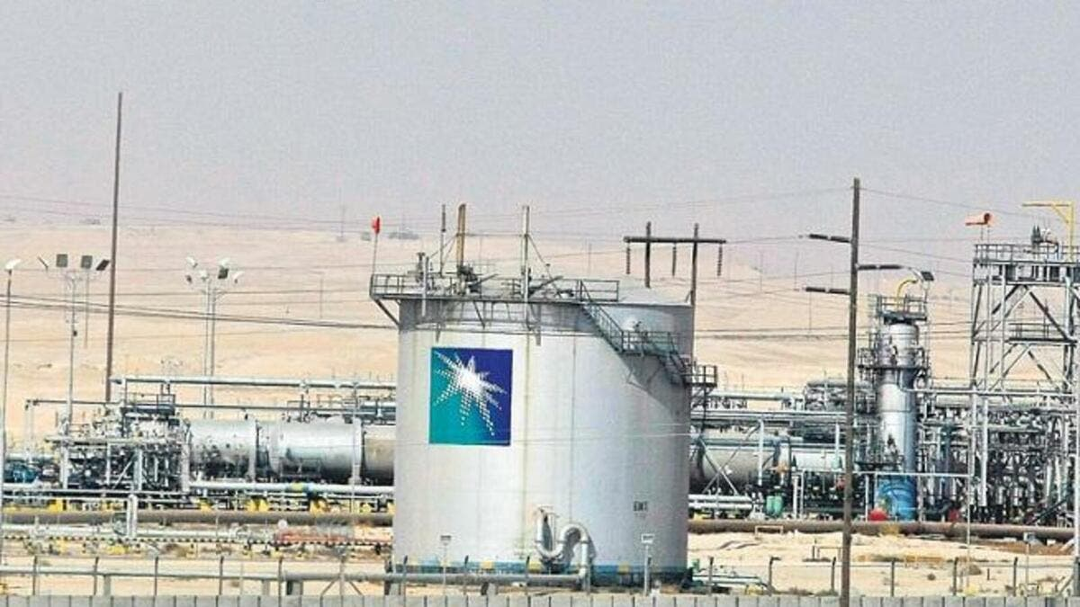 Aramco's industrial security teams have controlled the blazes and their spread in Aramco's two facilities were limited