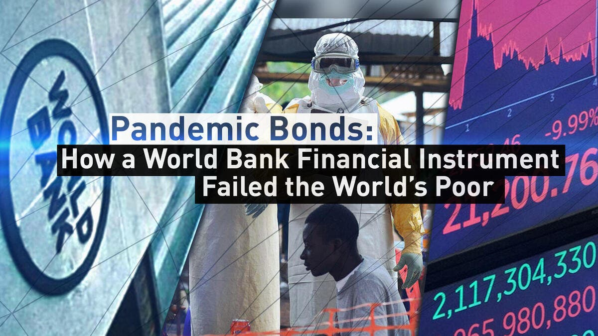 The World Bank, COVID-19 in Seirra Leone, NY Stock Market /AFP Composite
