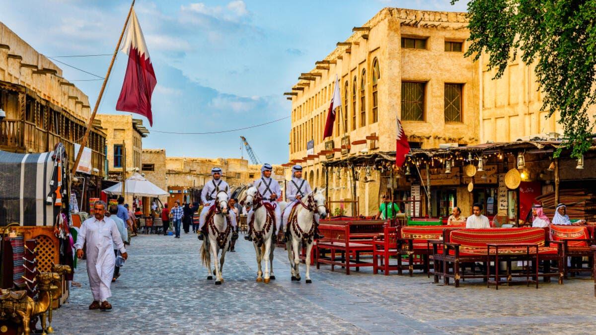 1. قطر: وفقًا لقائمة صندوق النقد الدولي ، تعد قطر أغنى دولة عربية حيث يبلغ نصيب الفرد من الناتج المحلي الإجمالي 134.62 ألفًا وهو الأعلى على مستوى العالم.