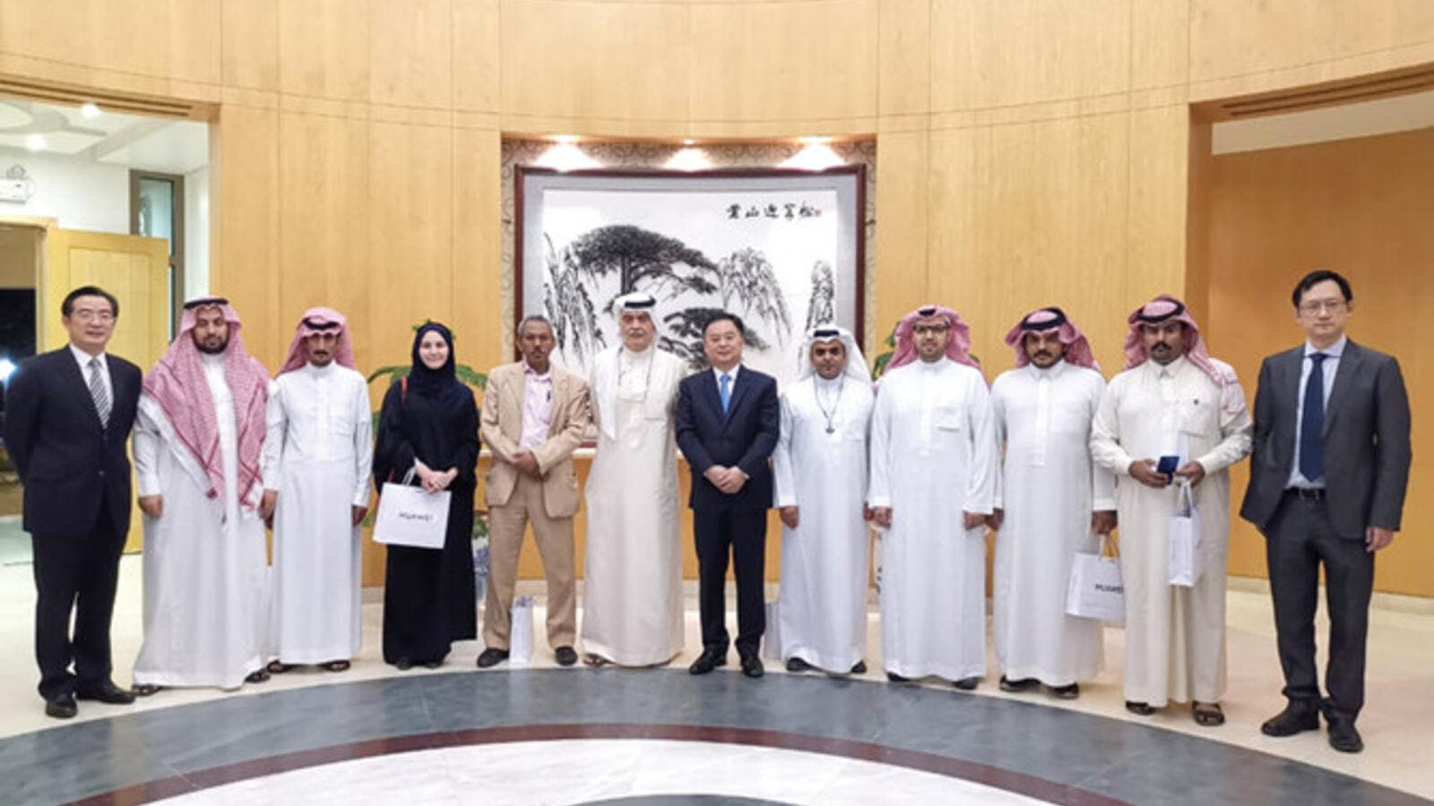 Chinese Ambassador Chen Weiqing hosts iftar in Riyadh.